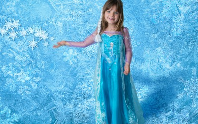 Frozen Portraits – Elsa or Anna?